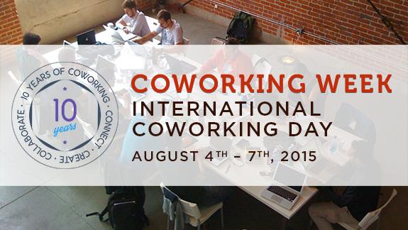 Coworking Week 2015