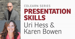 Presentation Skills Workshop @ Okanagan coLab