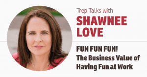 Shawnee Love : The Business Value of Having Fun at Work @ Okanagan coLab | Kelowna | British Columbia | Canada