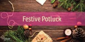 Festive Potluck & Social @ Okanagan coLab | Kelowna | British Columbia | Canada