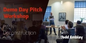 Demo Day-Style Pitch Workshop - 2 Part Series @ Okanagan coLab | Kelowna | British Columbia | Canada
