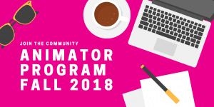 Animator Program Information Session @ Okanagan coLab | Kelowna | British Columbia | Canada