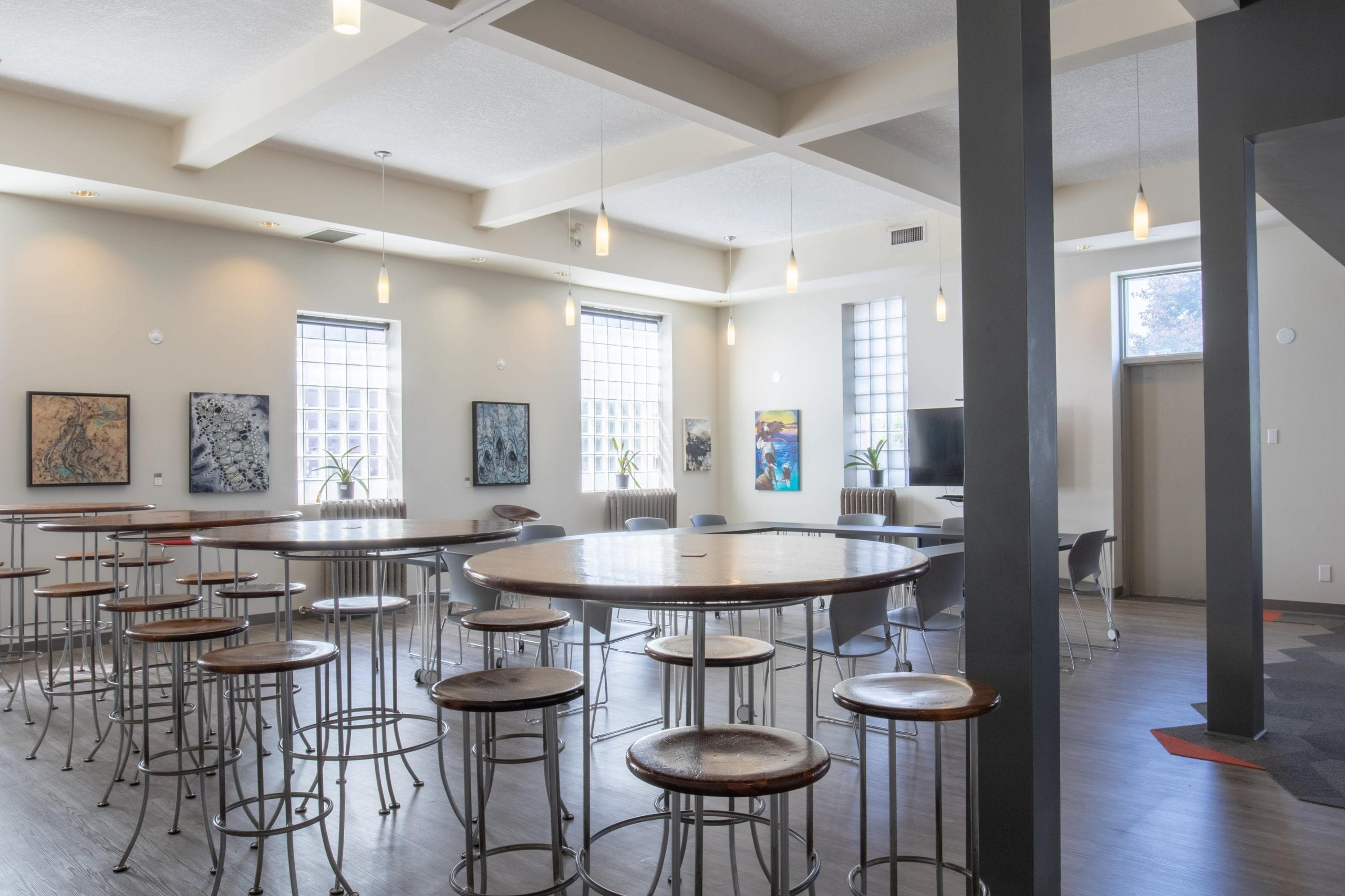 CoLab Community Coworking Rental Space - Affinity Hall