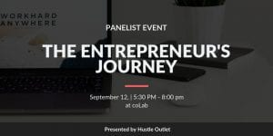 The Entrepreneur's Journey Panelist Event @ Okanagan coLab | Kelowna | British Columbia | Canada