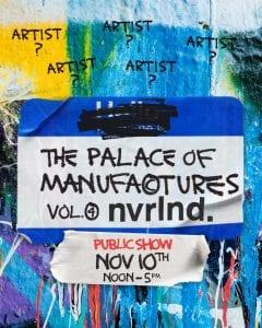 The Palace Of Manufacturers presents nvrlnd. Vol.4 public show! @ Okanagan coLab | Kelowna | British Columbia | Canada