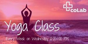 Yoga & Meditation @ Okanagan coLab   Kelowna   British Columbia   Canada