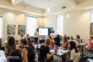 Kelowna coLab Coworking WIT Event