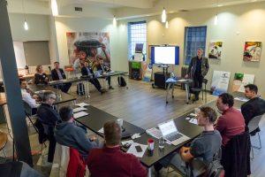 Kelowna coLab Coworking Event