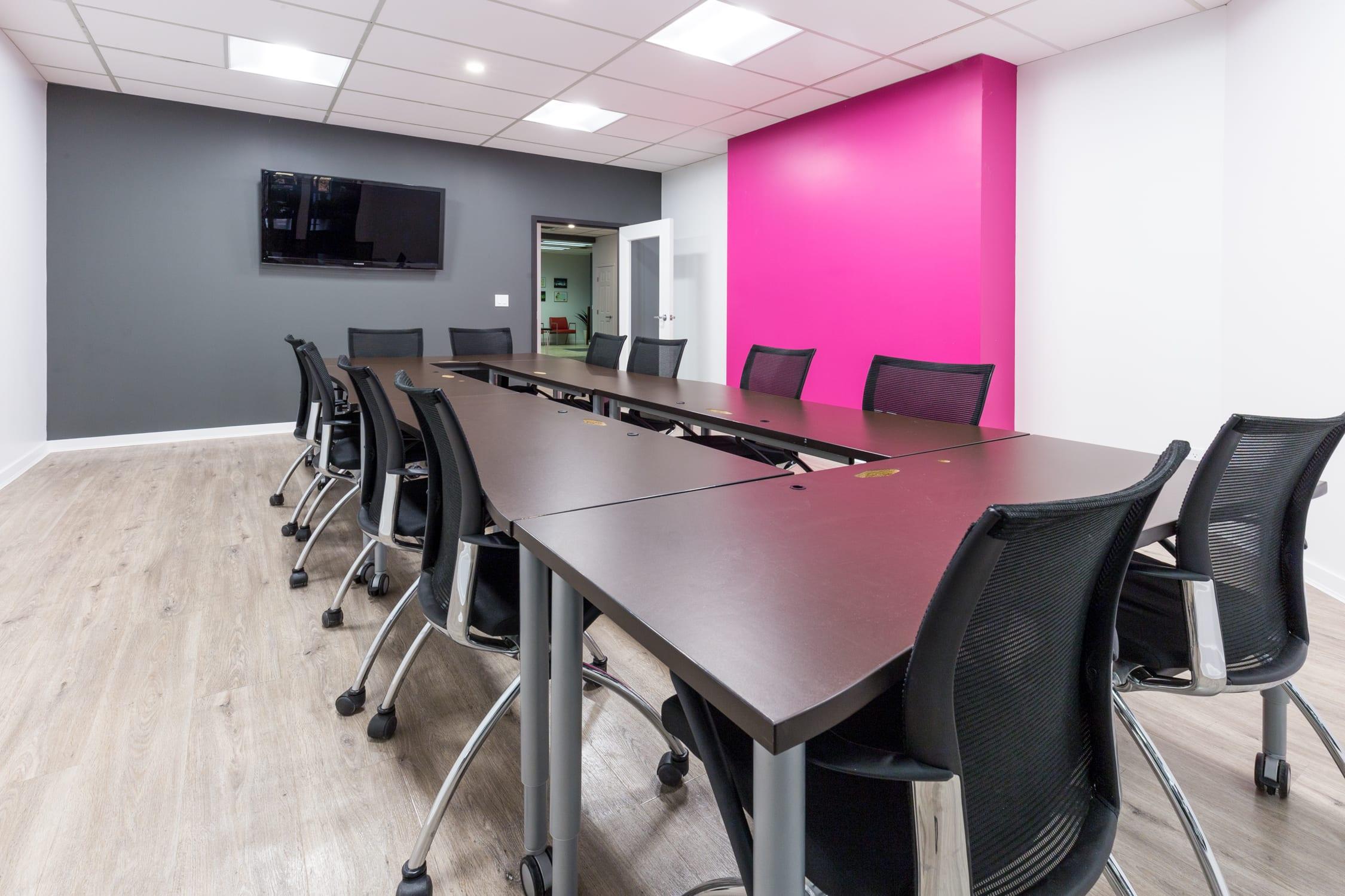 CoLab Community Coworking Rental Space - Meeting Room