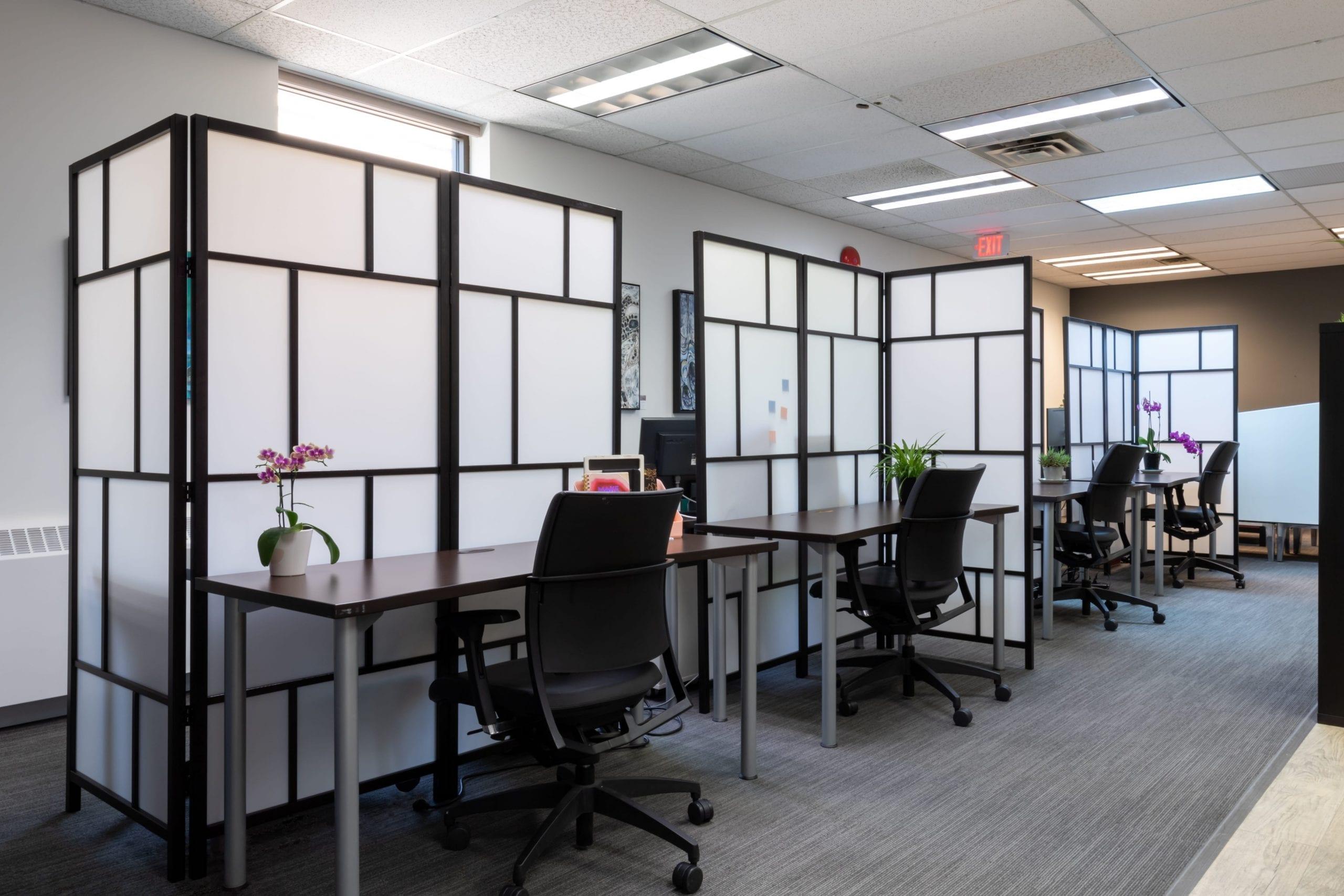 Resident Desk
